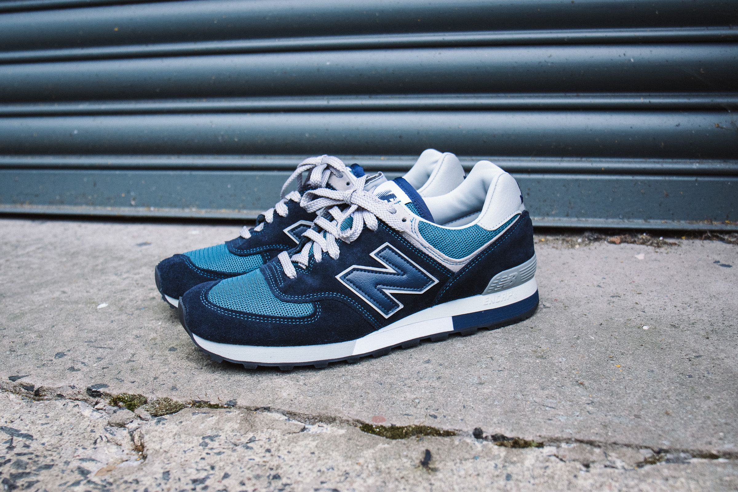 NEW BALANCE 576 OG NAVY 30TH ANNIVERSARY
