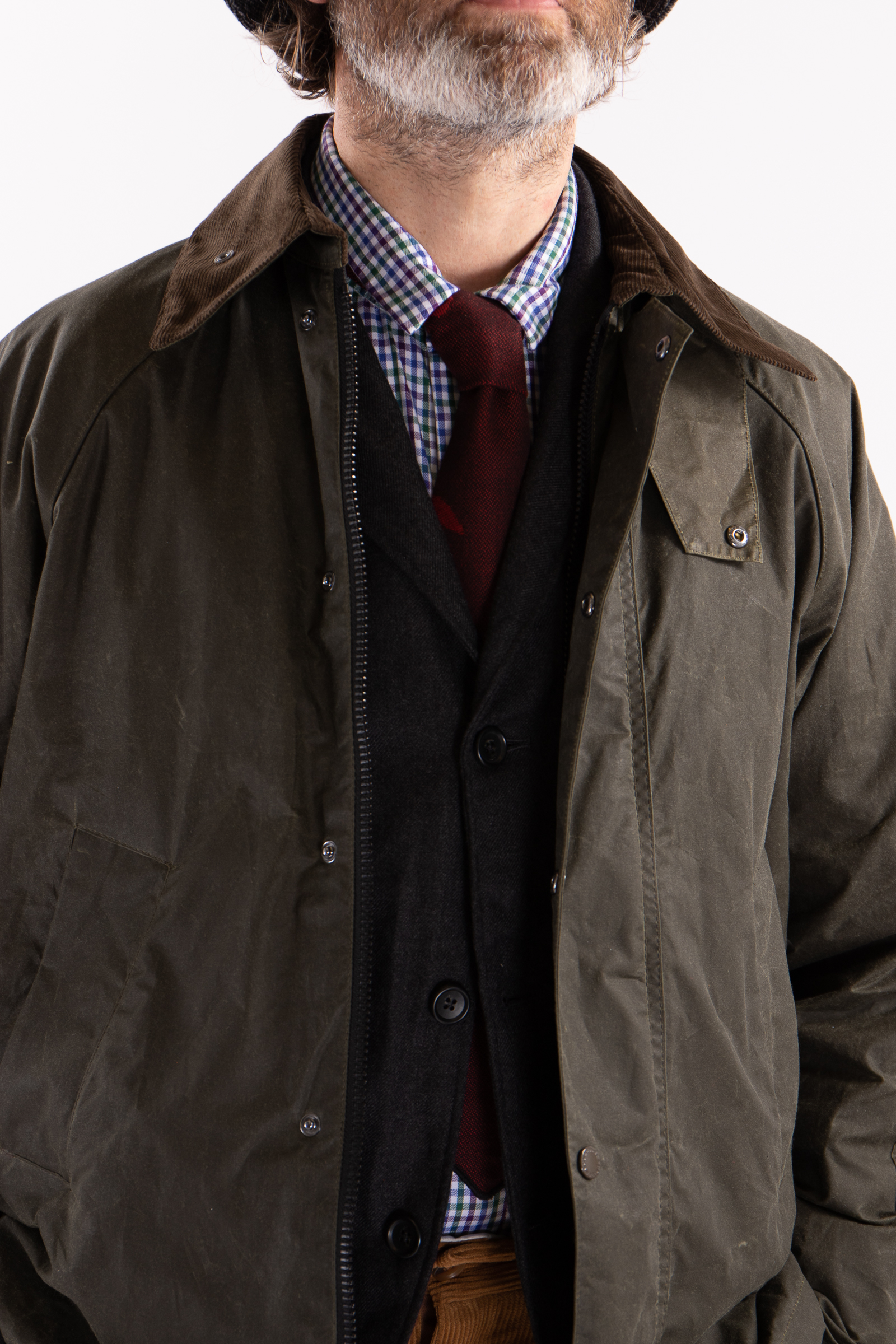 Engineered Garments x Barbour